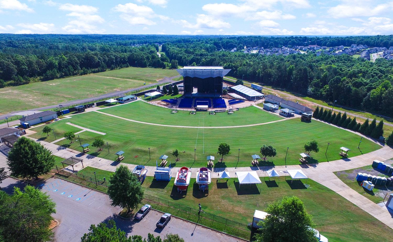 CCNB Amphitheatre at Heritage Park | Simpsonville, S.C.