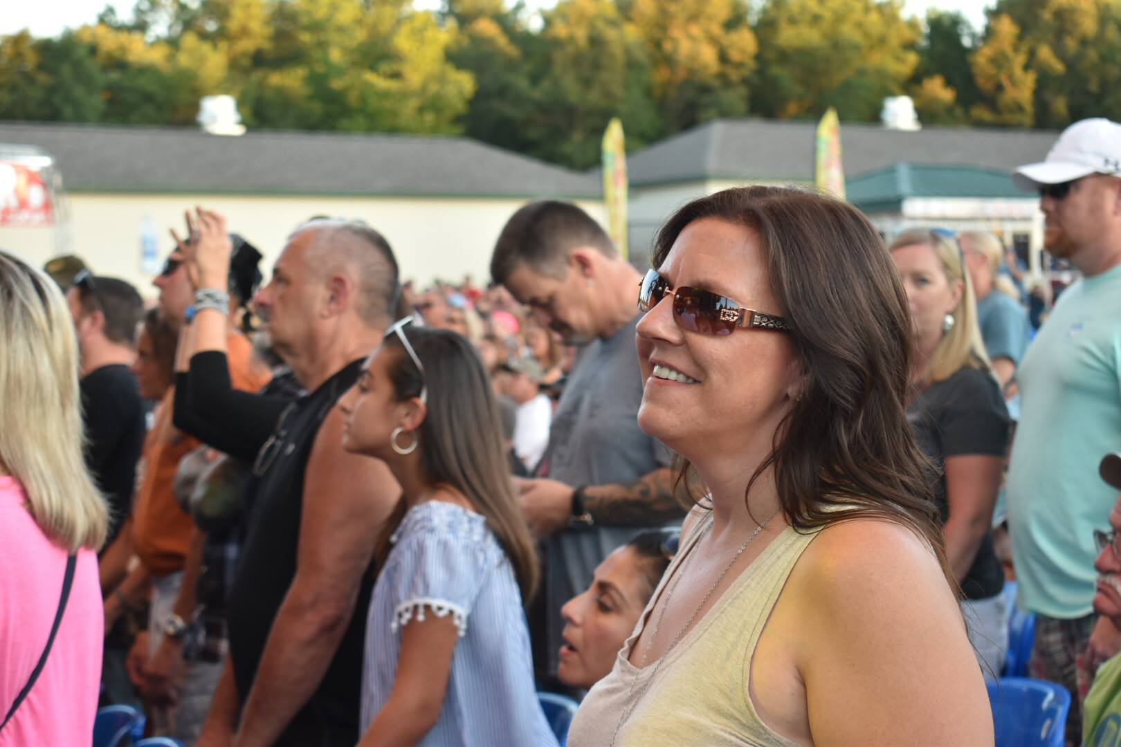Audience Member - Foreigner