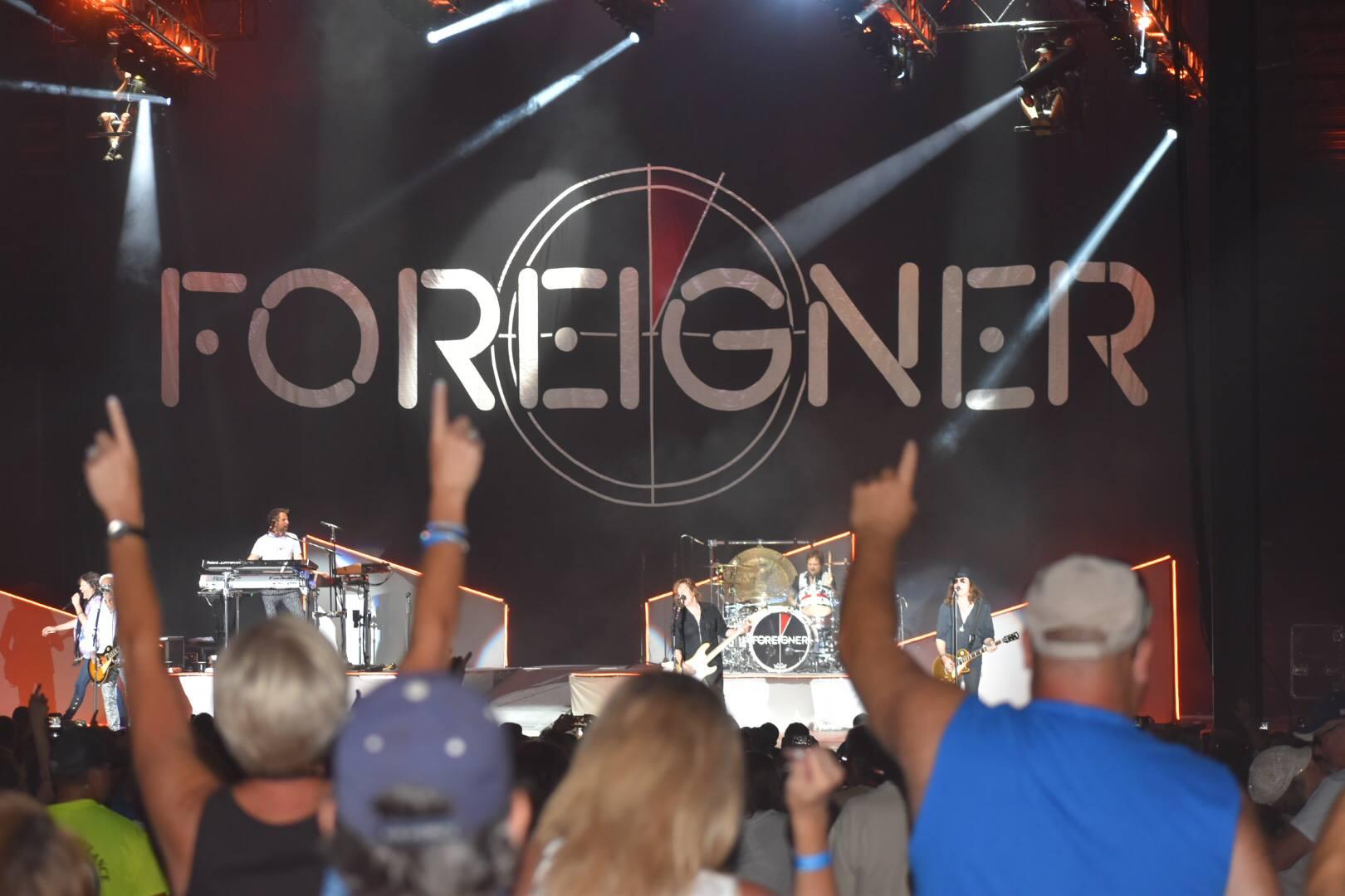 Foreigner 1