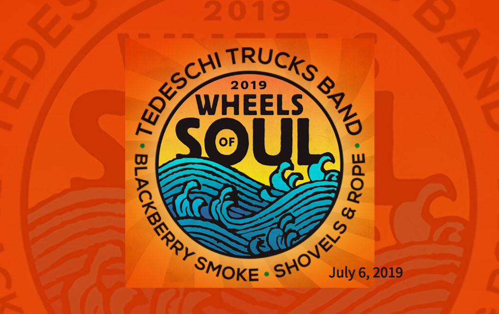 Tedeschi Trucks Band: 2019 Wheels of Soul