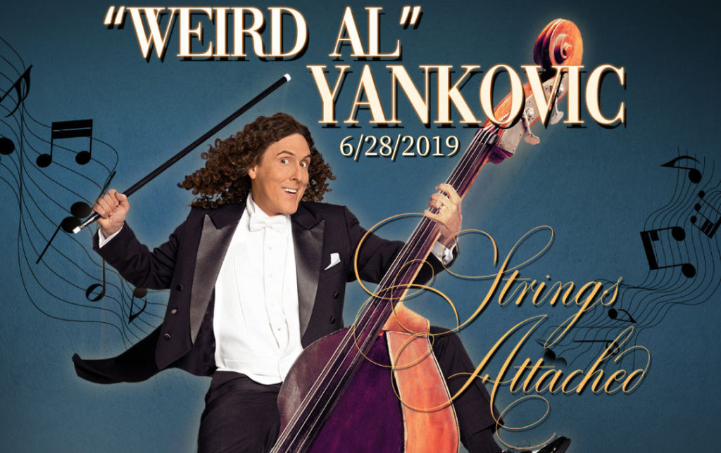 """Weird Al"" Yankovic: Strings Attached"
