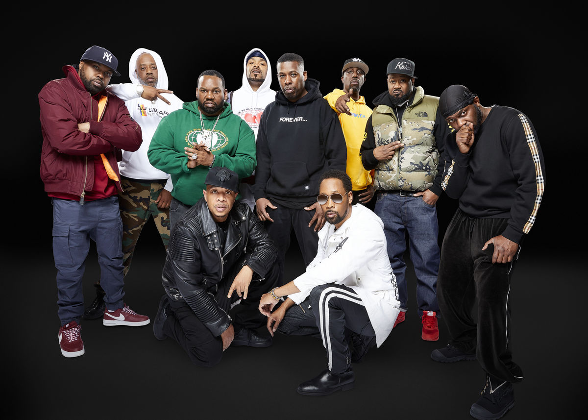 Wu-Tang Clan - Group