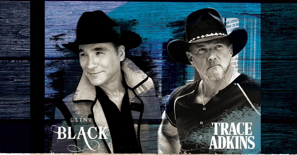 Clint Black & Trace Adkins Slider